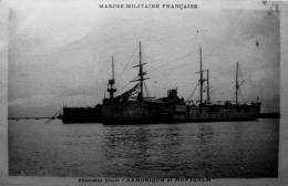 """Batiments Ecoles """" Armorique Et Montcalm """" - Warships"""