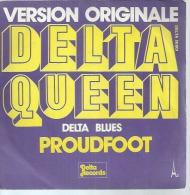 "45 Tours SP -  PROUDFOOT  - AZ 56001   "" DELTA QUEEN "" + 1 - Sonstige - Englische Musik"
