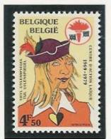 Belgique 1923 ** - Ungebraucht