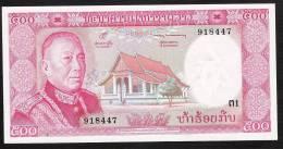 LAOS   P17   500  KIP    1974   UNC. - Laos