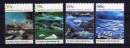 Australian Antarctic Territory - 1989 - Landscape Paintings - MNH - Unused Stamps