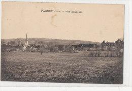 39 // PAGNEY   Vue Générale - France