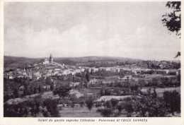 COLLE  SANNITA....SCORCIO .. BENEVENTO...CAMPANIA - Italie