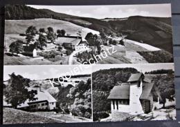 Alte Ansichtskarte Gel. 1967 Hanselhof Schapbach Schwarzwald Bad Rippoldsau-Schapbach - Bad Rippoldsau - Schapbach