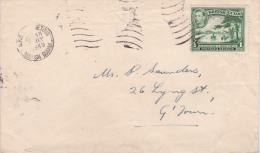 00492 Carta De British Guiana A G'Joun 1949 - Brits-Guiana (...-1966)