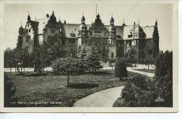 METZ - Le Quartier Général : N° 46 Real Photo Noir Et Blanc - Metz