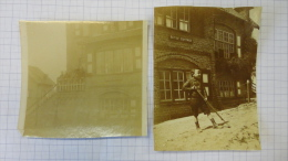 13S - En Barque Lustin Ou Anseremme ? Villa Betsy Cottage 1900-1910 - Lieux