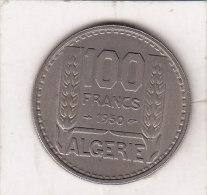 Algerie 100 Francs 1950 P. Turin République Francaise - Algérie