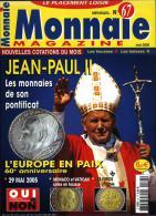 Monnaie Magazine N° 67 (Jean Paul II) ( Art, N° 538 ) - French