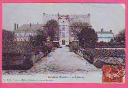 138 PERFORE SUR DEVANT CARTE DE LA LOUPE 28 - EH ETABLISSEMENT HERMANN THEISSEN PARIS  PAPIER A CIGARETTES - Perforés