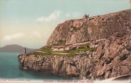 C1900 GIBRALTAR - EUROPA POINT AND LIGHT HOUSE - ED. PHOTOGOB ZURICH - Gibraltar