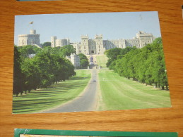 WINDSOR CASTLE BERKSHIRE 1996 COLORI VG - Windsor Castle