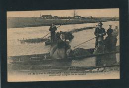Au Marais De CHALLANS - Yoles (bateaux Plats Dont Les Maraîchins Se Servent Pour Naviguer Sur Les Marais) - Challans