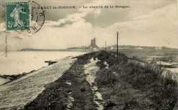 50 SAINT-VAAST-LA-HOUGUE - Le Chemin De La Hougue - Saint Vaast La Hougue
