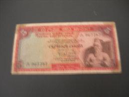 Cylon . 5 Rupees. - Banconote