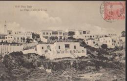 CPA:Sidi Bou Saïd:Le Village-Côté De La Mer - Tunisie
