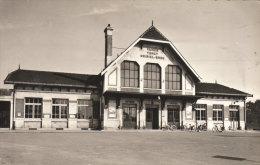 77 Brou Sur Chantereine. La Gare - France