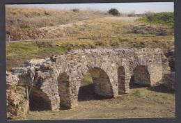 6.- 003 SPAIN POSTCARD. ROMAN CITY OF BAELO CLAUDIA IN HISPANIA. ACUEDUCT. - Historia