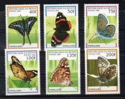 Benin - 1996 Butterflies MNH__(TH-6064) - Benin - Dahomey (1960-...)