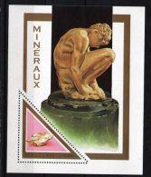 Benin - 1998 Minerals Block MNH__(TH-5388) - Bénin – Dahomey (1960-...)