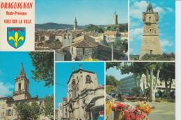 Draguignan La Vieille  Ville Et Ses Monuments - Draguignan