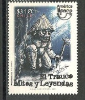 CHILI. Mitos Y Leyendas De America Latina (El Trauco) Mythes Et Legendes Sud-Americaines. Un T-p Neuf ** UPAEP 2012 - Chile
