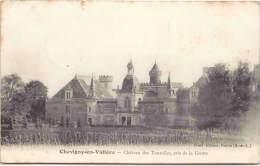 CHEVIGNY-en-VALIÈRE - Château Des Tourelles, Pris De La Grotte - Autres Communes
