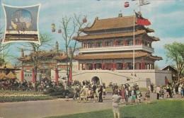 USA -NEW YORK WORLD FAIR 1964/5-REPUBLIC OF CHINAS PAVILION - Exhibitions