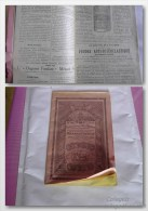 EXPLICATION METEORISATION ENFLURE BESTIAUX MENARD FRERES (fin XIX E ?) - 1801-1900