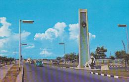 Singapore Merdeka Bridge
