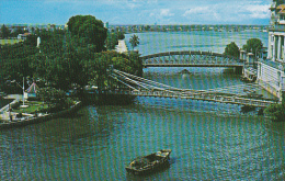 Singapore Cavanagh &amp  Anderson Bridges