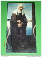 S.ta VERDIANA ATTAVANTI (S.Francesco-Vescovo Ardingo Foraboschi) CASTELFIORENTINO - Santino - Images Religieuses