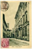 L.134.  Forlì  - Affrancatura Con Cent. 10+5 Croce Rossa - Forlì