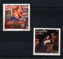 Spain - 2001 Christmas MNH__(TH-11549) - 1931-Hoy: 2ª República - ... Juan Carlos I