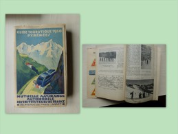 Guide MAIF 1950 Avec Guide Pyrénées, Env 600 P Illustrées ; Ref 358 - Other