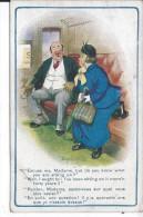 Pardon, Madame, Savez-vous Sur Quoi Vous êtes Assise ? - Illustrateur Donald MC GILL - Mc Gill, Donald
