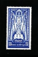 IRELAND/EIRE - 1969  ST. PATRICK  10 S.  CHALK-SURFACED PAPER  MINT NH - 1949-... Repubblica D'Irlanda