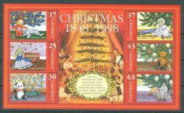 Guernsey - 1998 Christmas Block MNH__(THB-65) - Guernsey