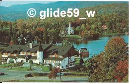 Manoir Saint-Castin - Lac Beauport - P. Q. - Canada - Québec - Beauport