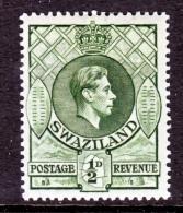 Swaziland  27  * - Swaziland (...-1967)