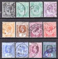 Straits Settlements  179+   (o)  Wmk 4  Multi Script CA - Straits Settlements