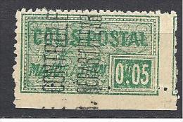 COLIS POSTAUX  YVERT N ° 10 VARIETEE PIQUAGE DECALE TIMBRE PLUS PETIT  NEUF** LUXE - Algérie (1924-1962)