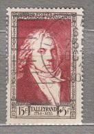 FRANCE 1951 Talleyrand Semi Postal Yv 895 Mi 913 Used(o) #15901 - France