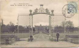 YERRES - Grille Du Château De La Grange - Yerres