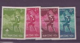 Viet-Nam  N° 126 à 129** - Vietnam