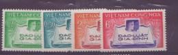 Viet-Nam  N° 130 à 133 Et 134 à 137 Et 138 à 141** - Vietnam