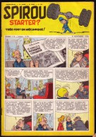SPIROU N° 969 - Année 1956 - Couverture SPIROU. - Spirou Magazine
