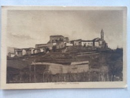 CARTOLINA -  COMPIANO   - PANORAMA - VIAGGIATA NEL 1930  PARMA - Parma