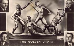 THE GOLDEN STARS Edition Du Radio-Cirucs, Paris - Artisti