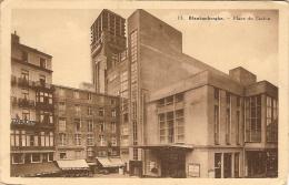BLANKENBERGE-CASINO-HOTELS CHEVALIER MARIN -EDEN-bières Mousel-La Lorraine-Vox Pilsner - Blankenberge